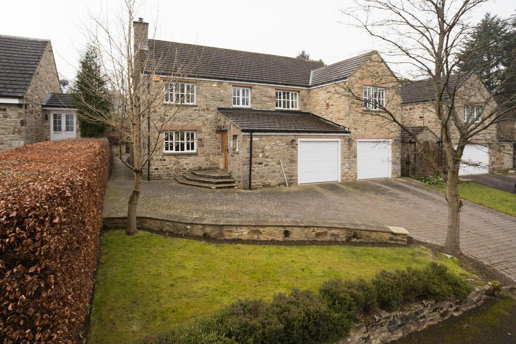 5 Bedrooms Detached House for sale in Hamsterley Mill