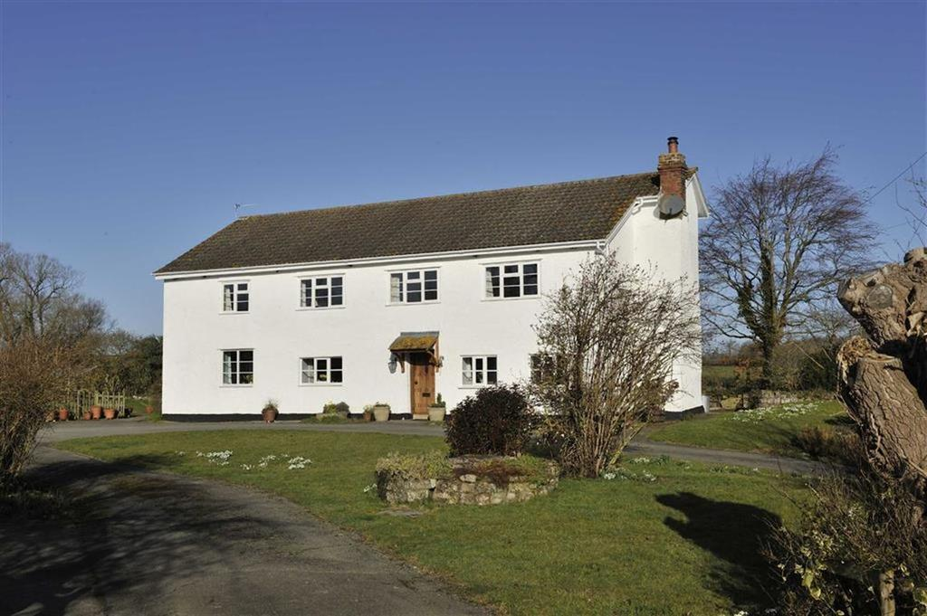 5 Bedrooms Detached House for sale in Beercrocombe, Beercrocombe, Taunton, Somerset, TA3