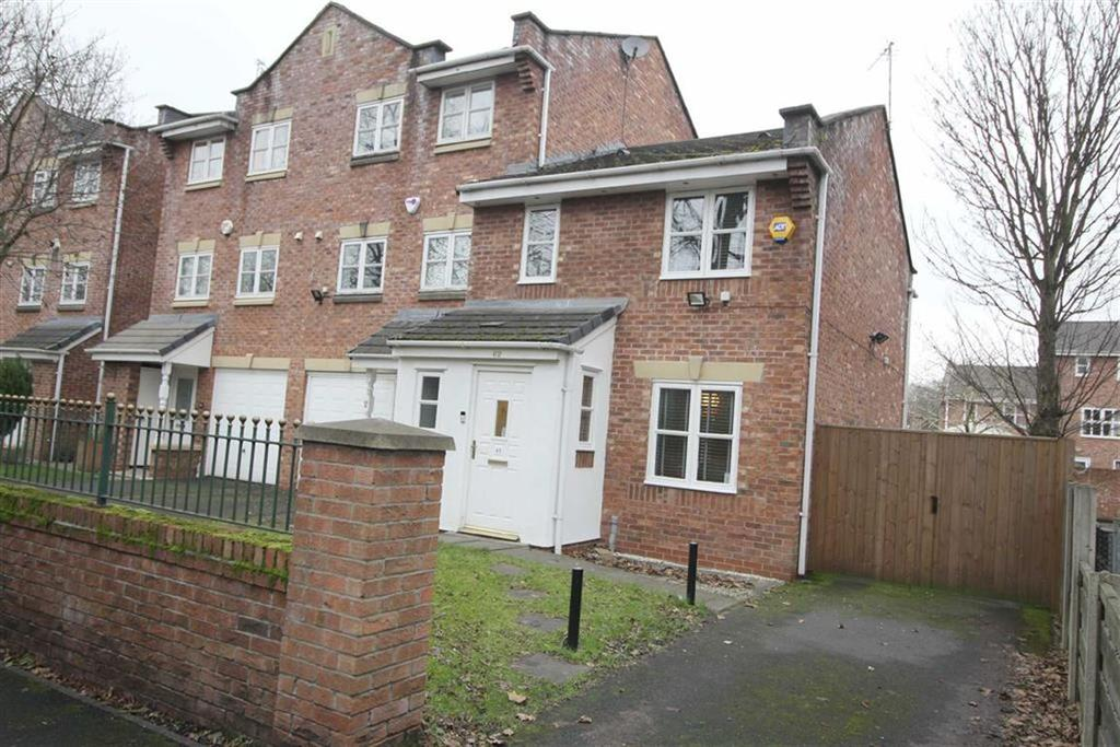 3 Bedrooms Mews House for sale in Brantingham Road, Whalley Range