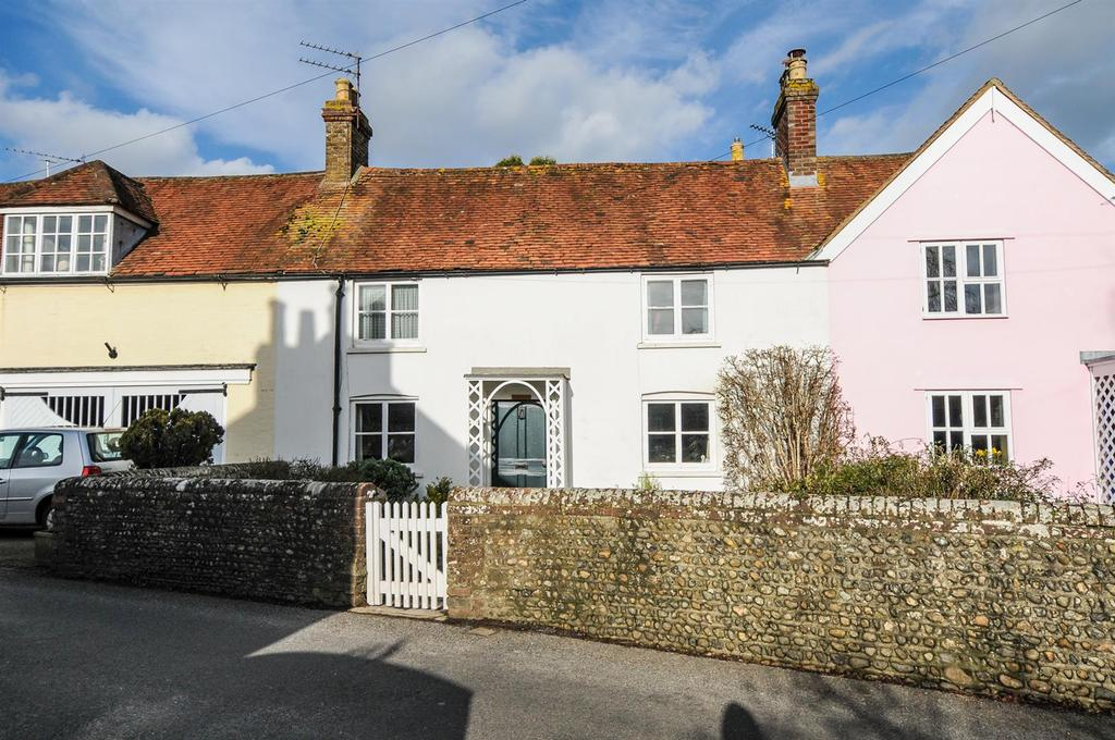 3 Bedrooms Terraced House for sale in The Street, Walberton