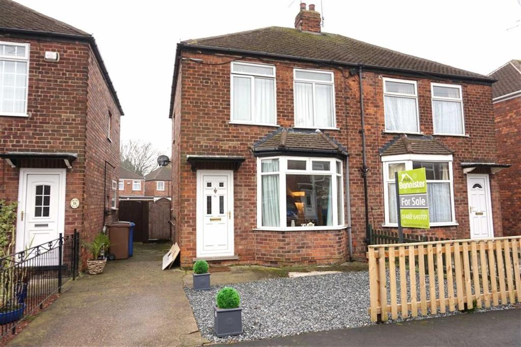 3 Bedrooms Semi Detached House for sale in Bon Accord Road, Hessle, Hessle, HU13