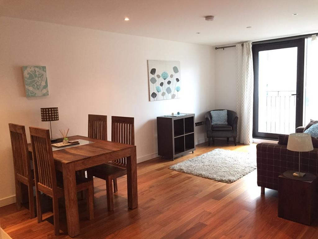 1 Bedroom Apartment Flat for rent in City Loft, St Paul's Square, Sheffield S1