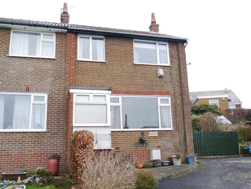 3 Bedrooms End Of Terrace House for sale in Bradford Road, East Bierley, BD4 6PB