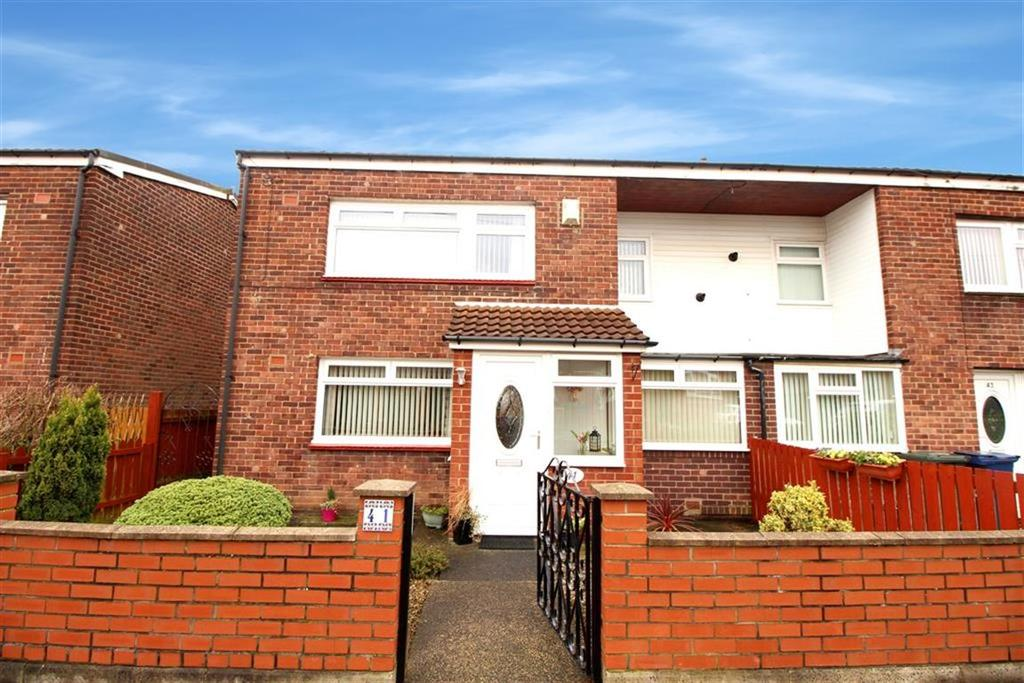 3 Bedrooms Semi Detached House for sale in Rydal Road, Newcastle Upon Tyne, NE3