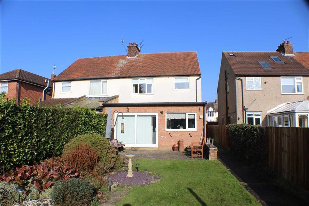 3 Bedrooms Semi Detached House for sale in Hatfield Road, St Albans, Hertfordshire