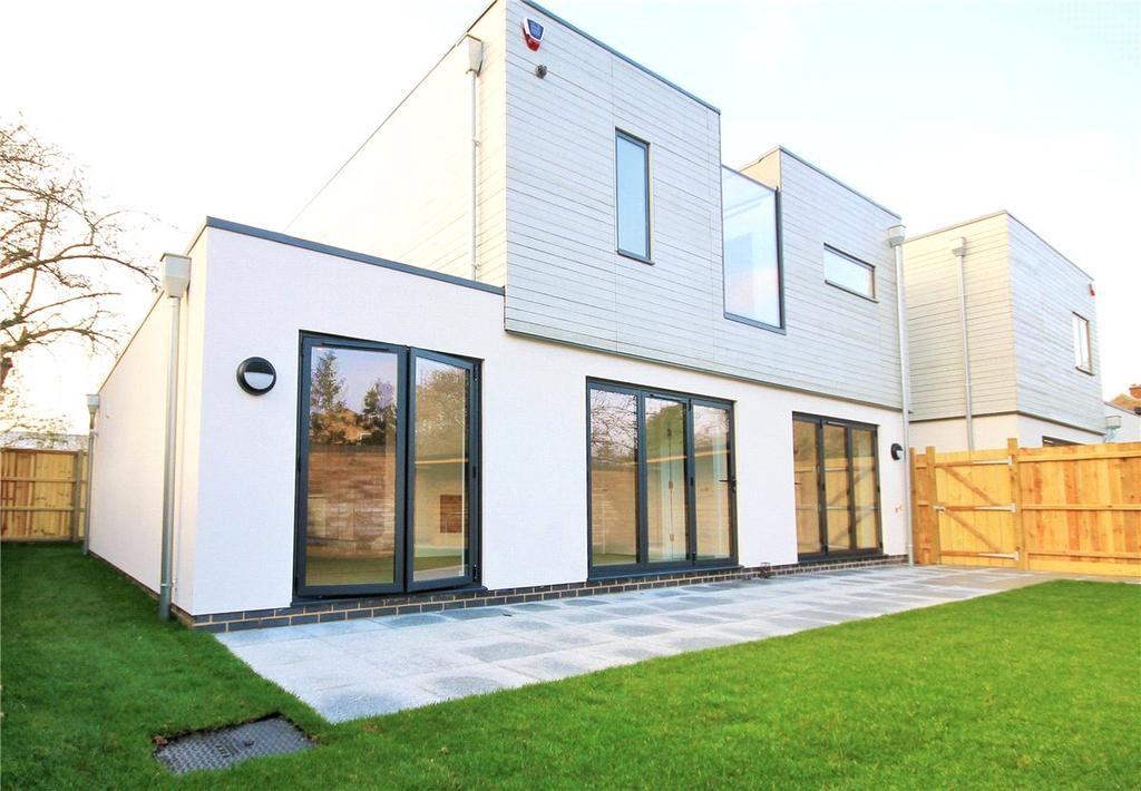 3 Bedrooms Detached House for sale in Mirus, Coleridge Road, Cambridge, CB1