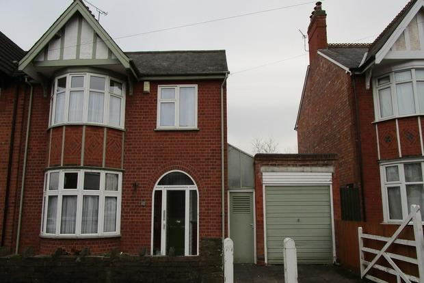3 Bedrooms Link Detached House for sale in Ashleigh Road, Leicester, LE3