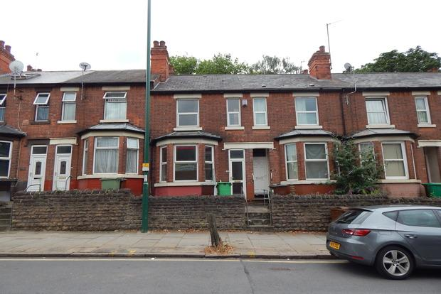 4 Bedrooms Terraced House for sale in Ilkeston Road, Radford, Nottingham, NG7
