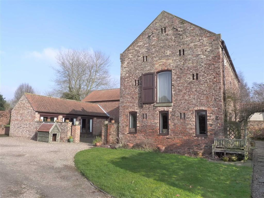 5 Bedrooms Barn Conversion Character Property for sale in Church Lane, East Cottingwith