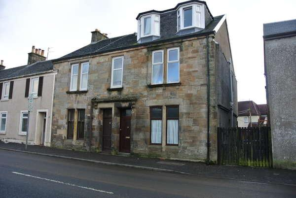 1 Bedroom Flat for sale in 26 Commercial Road, Strathaven, ML10 6LX