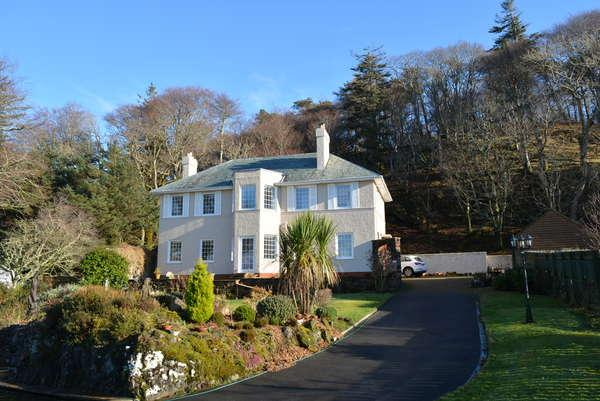 4 Bedrooms Detached House for sale in The Moorings, Ganavan Road, Oban, PA34 5TU