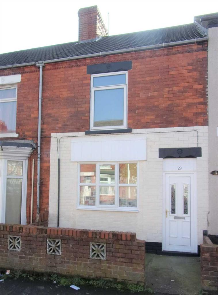3 Bedrooms Terraced House for sale in SMITH STREET, SCUNTHORPE