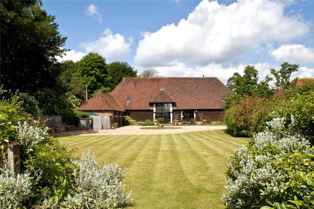 5 Bedrooms Detached House for sale in North Lane, South Harting, Petersfield, GU31
