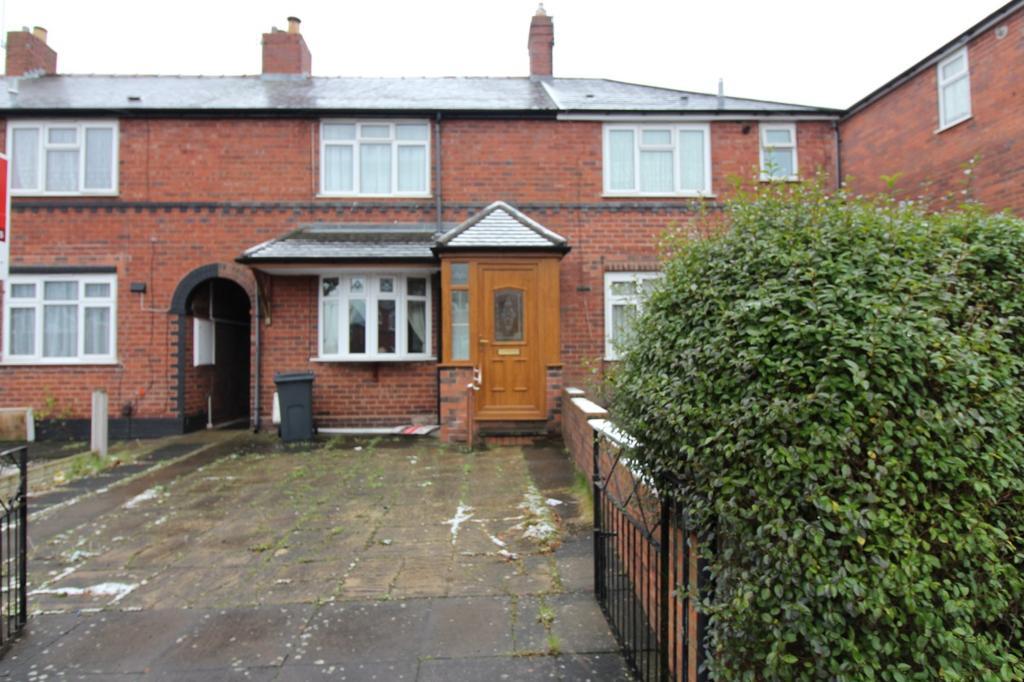 2 Bedrooms Terraced House for sale in Belle Vue Road, Rowley Regis B65