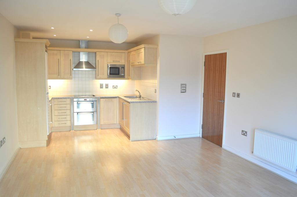 2 Bedrooms Flat for sale in Kenavon Drive, Reading, Reading RG1