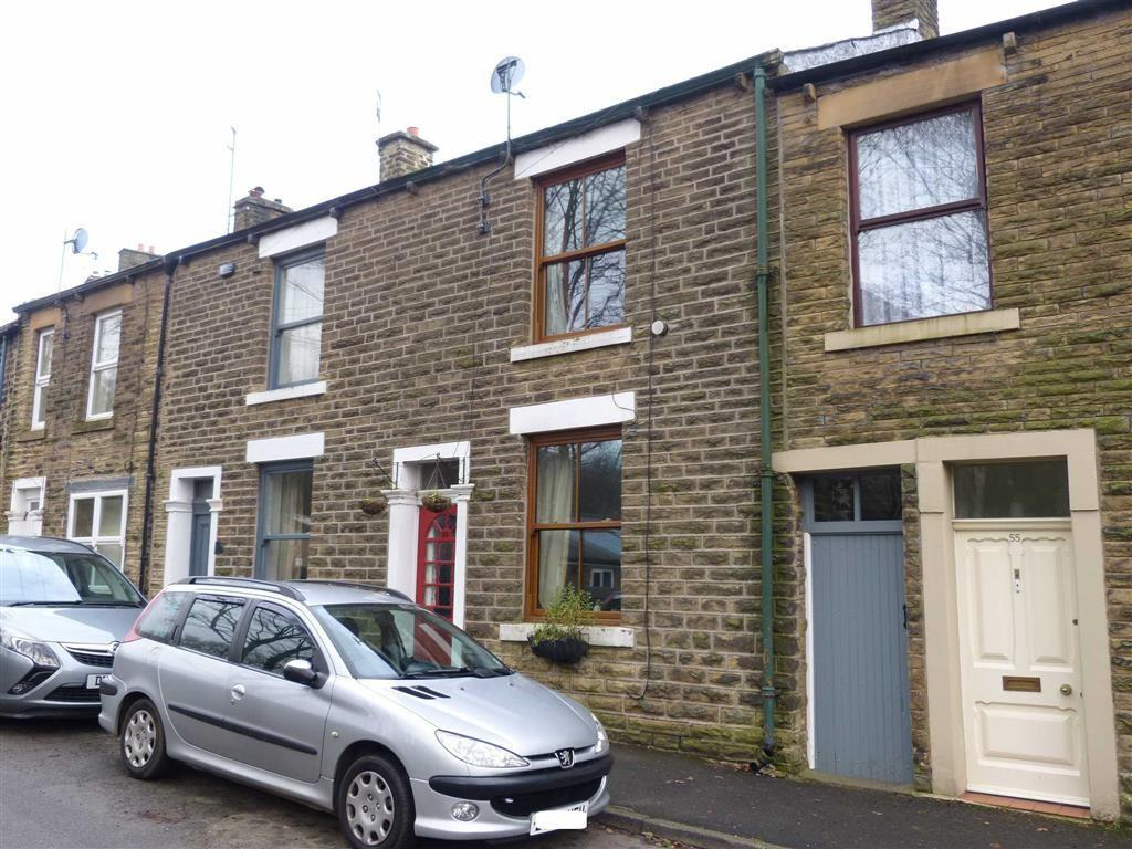 2 Bedrooms Terraced House for sale in Hope Street, Old Glossop