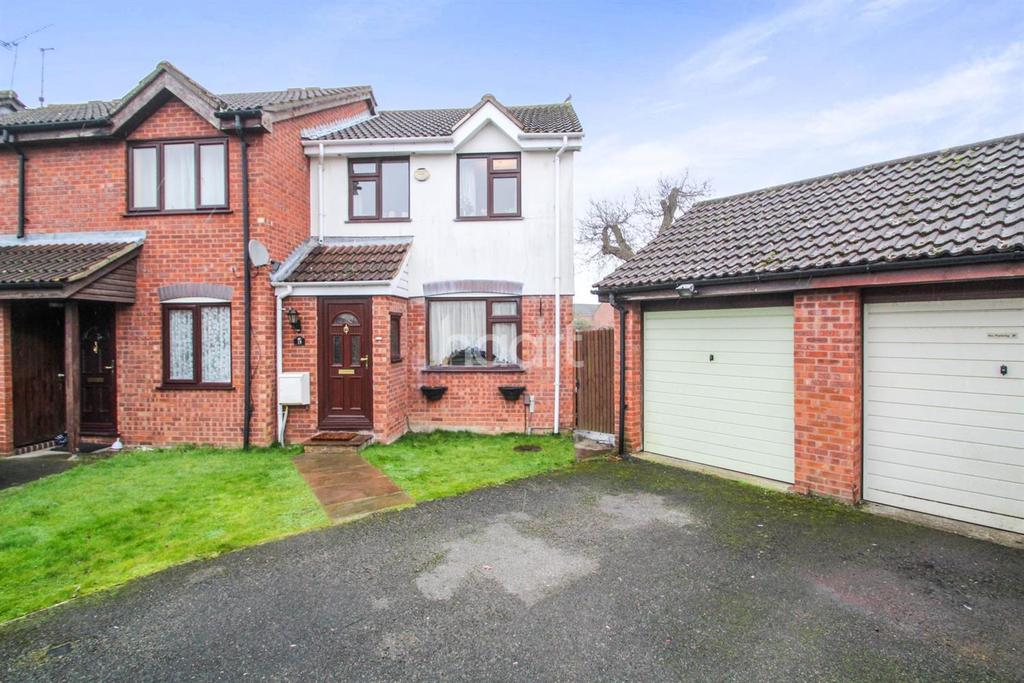 3 Bedrooms End Of Terrace House for sale in Kelly Court, Studio Way, Borehamwood