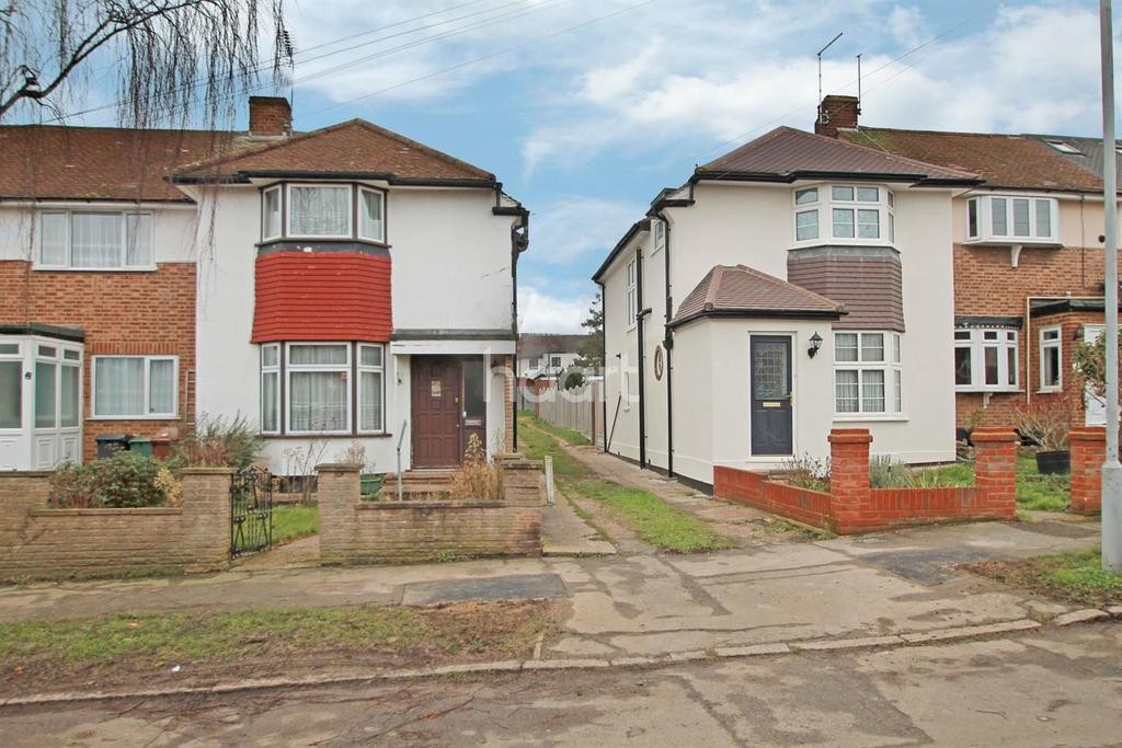 3 Bedrooms End Of Terrace House for sale in Epping Way