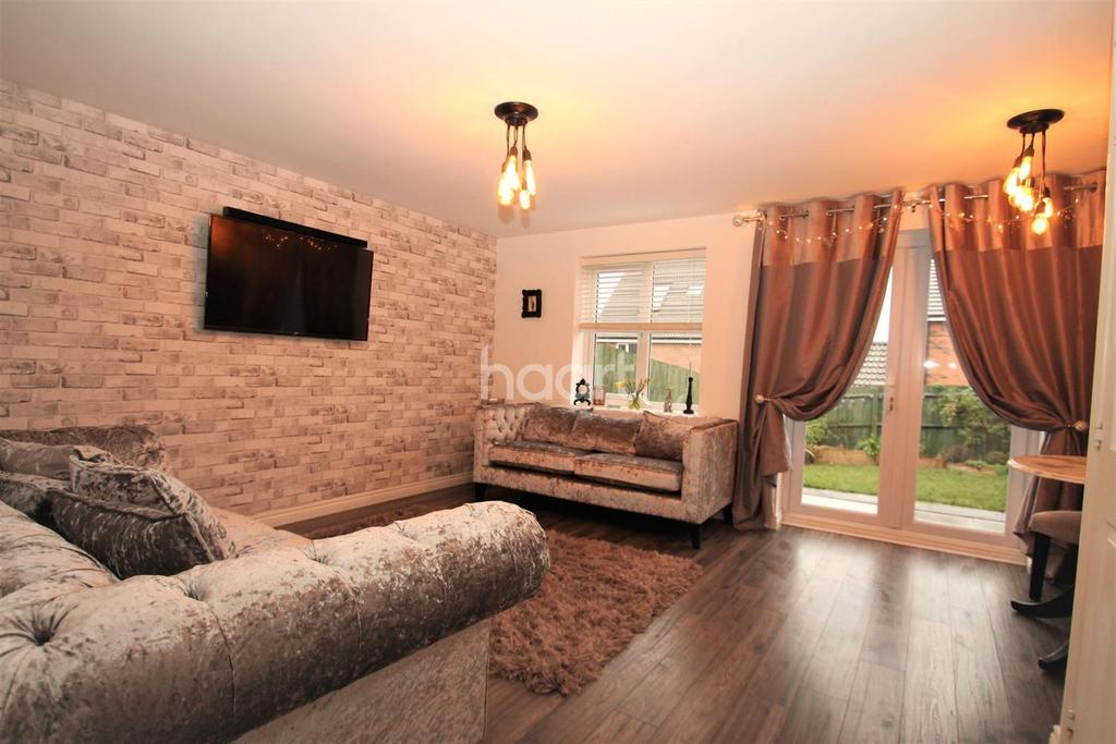 3 Bedrooms End Of Terrace House for sale in Foxtail Way, St Crispin, Northampton
