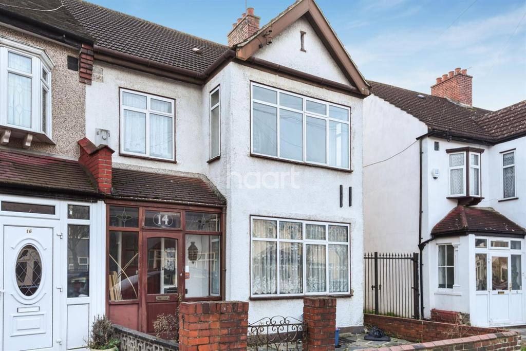 3 Bedrooms Semi Detached House for sale in Thornton Heath, CR7 6HU