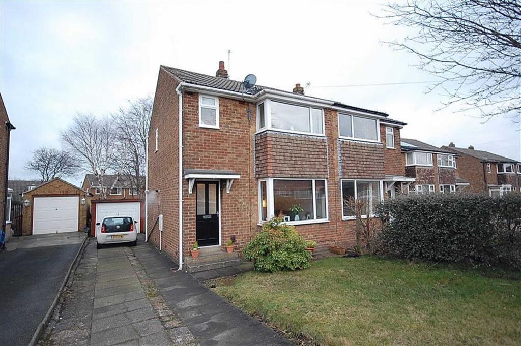 3 Bedrooms Semi Detached House for sale in Marten Drive, Netherton, Huddersfield, HD4