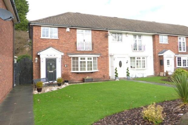 3 Bedrooms Town House for sale in Wolsey Way, Syston, LE7