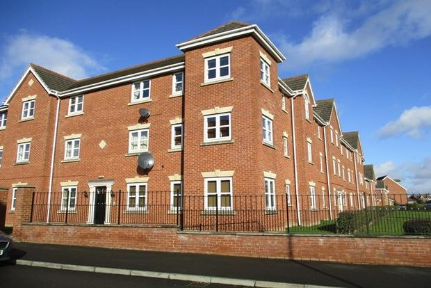 2 Bedrooms Flat for sale in Watergate Court, Leicester, LE3