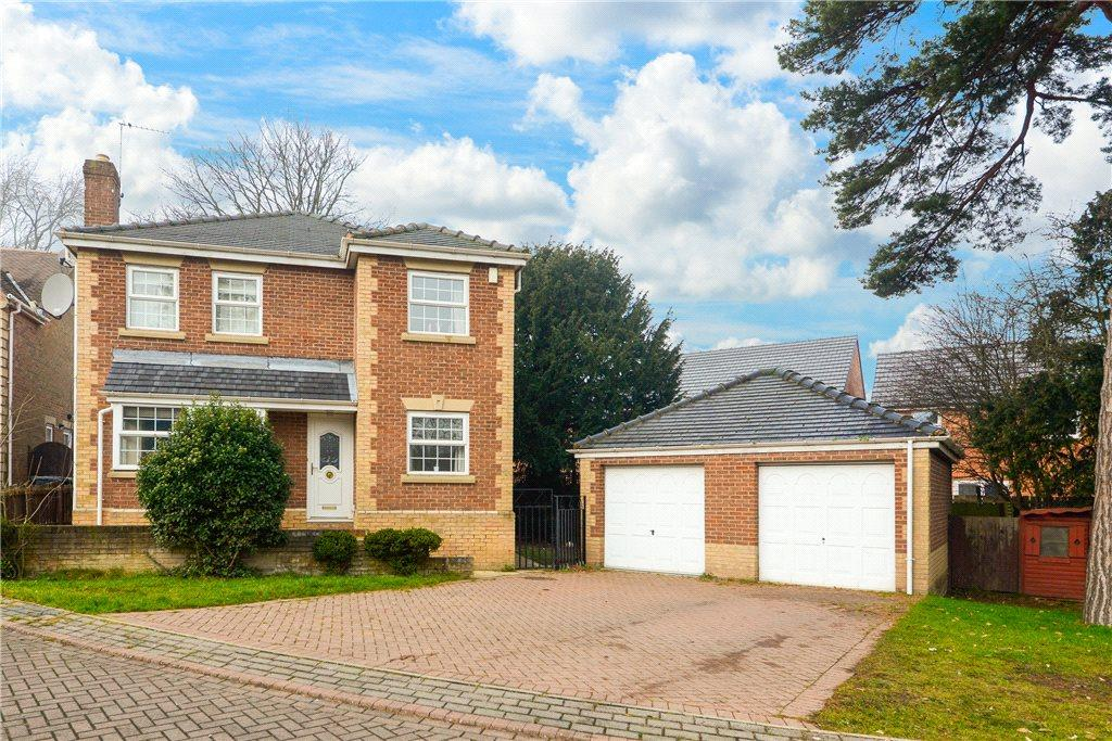 4 Bedrooms Detached House for sale in The Beeches, Wetherby, West Yorkshire