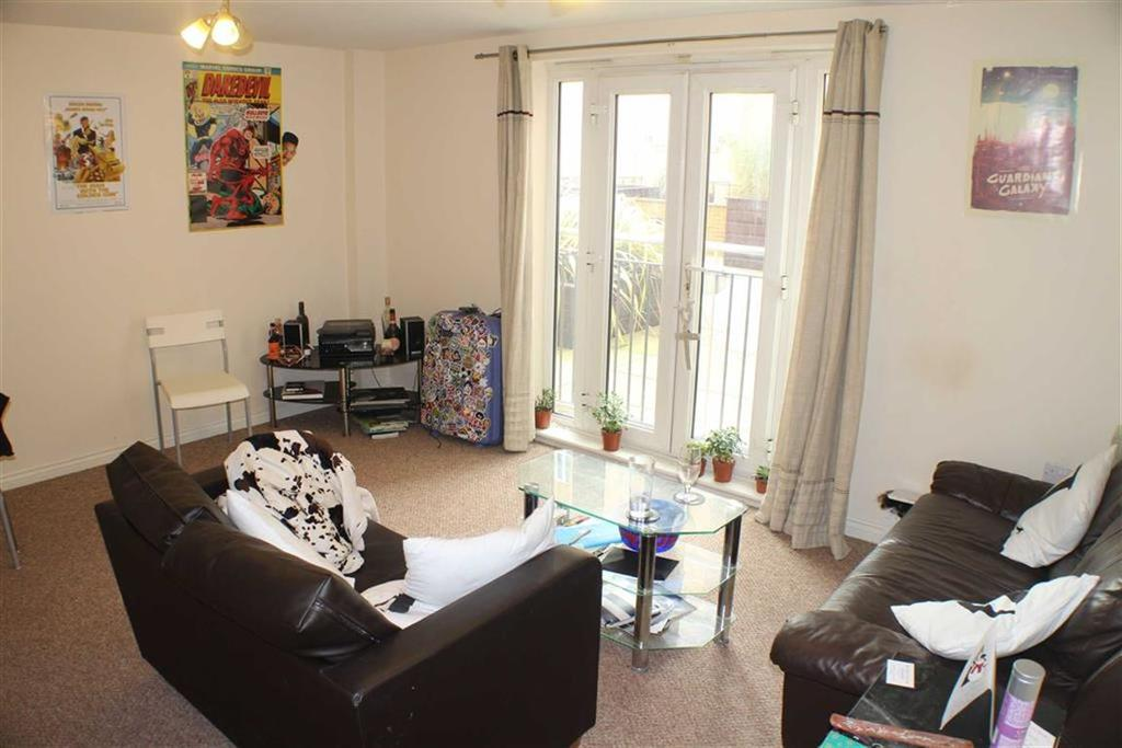 2 Bedrooms Flat for sale in Fusion, Core 6, Salford