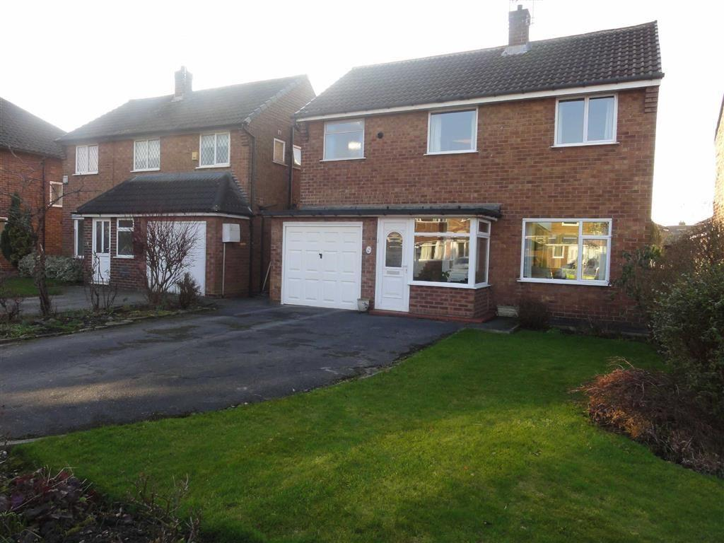 3 Bedrooms Detached House for sale in Kirkham Road, Heald Green