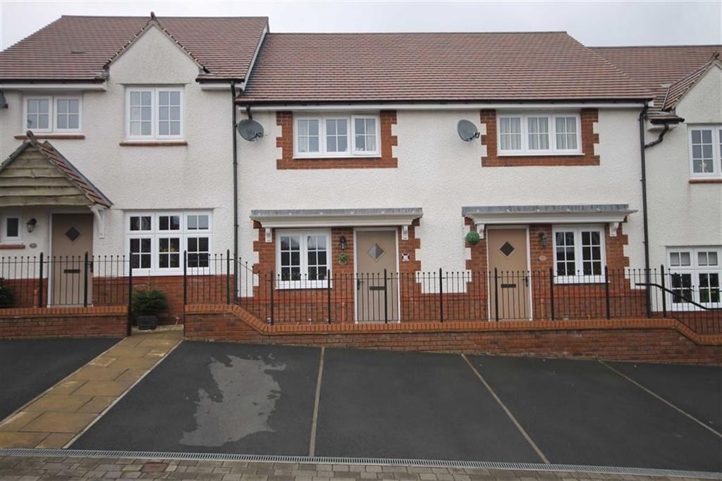 2 Bedrooms Terraced House for sale in Osprey Drive, Hengoed, CF82