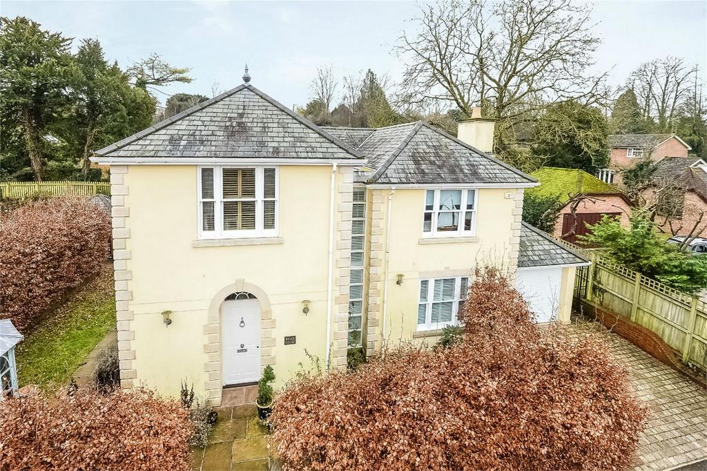 4 Bedrooms Detached House for sale in Littleton, Winchester, Hampshire