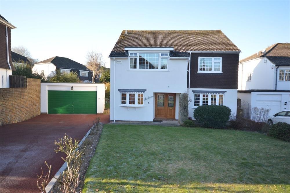4 Bedrooms Detached House for sale in Banckside, Hartley