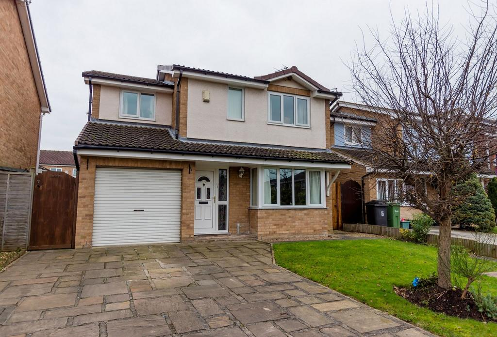 4 Bedrooms Detached House for sale in Thornton Moor Close, YORK