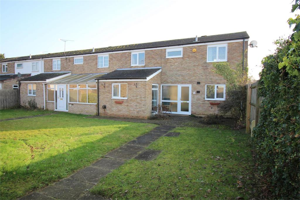 3 Bedrooms End Of Terrace House for sale in Derby Way, Stevenage, Hertfordshire