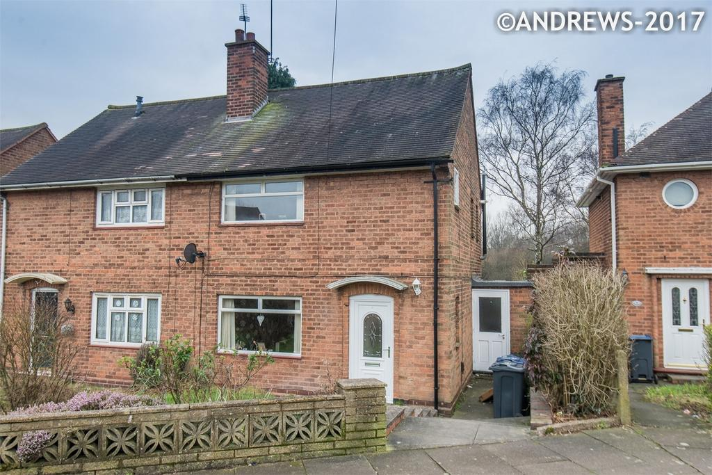 2 Bedrooms Semi Detached House for sale in Bowman Road, Great Barr, BIRMINGHAM