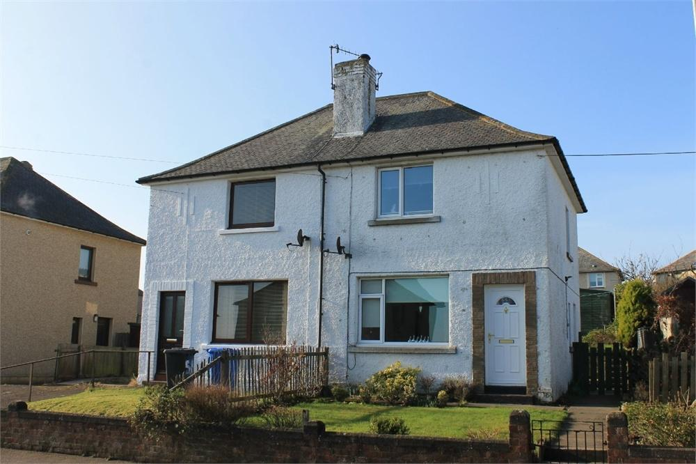 2 Bedrooms Semi Detached House for sale in 53 Sea View, Berwick Upon Tweed, Northumberland