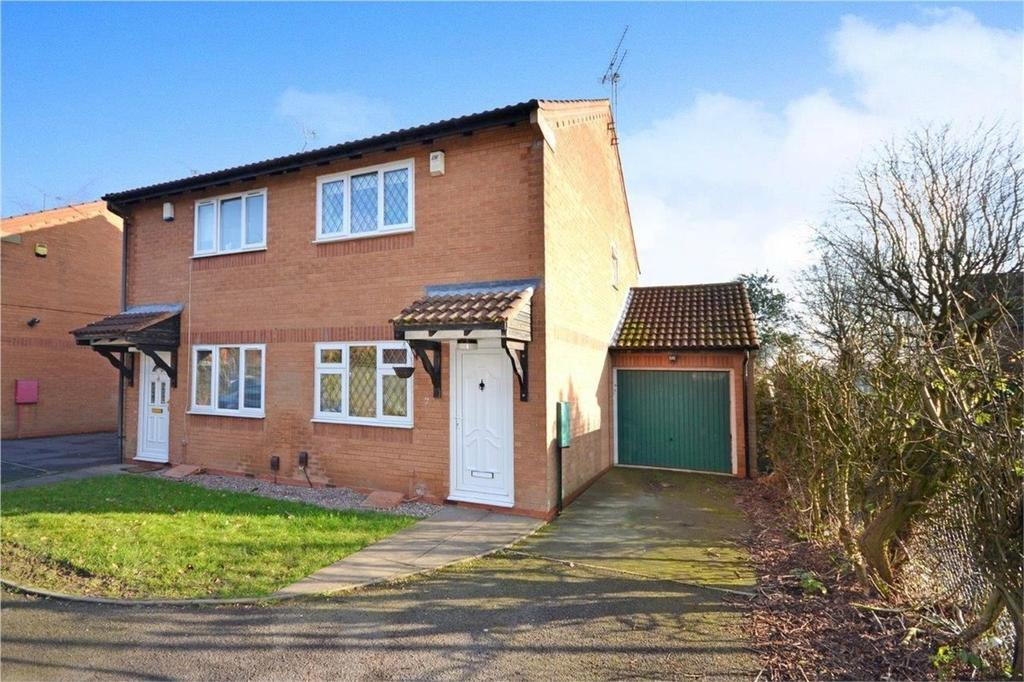 2 Bedrooms Semi Detached House for sale in Anson Way, Walsgrave on Sowe, COVENTRY, West Midlands