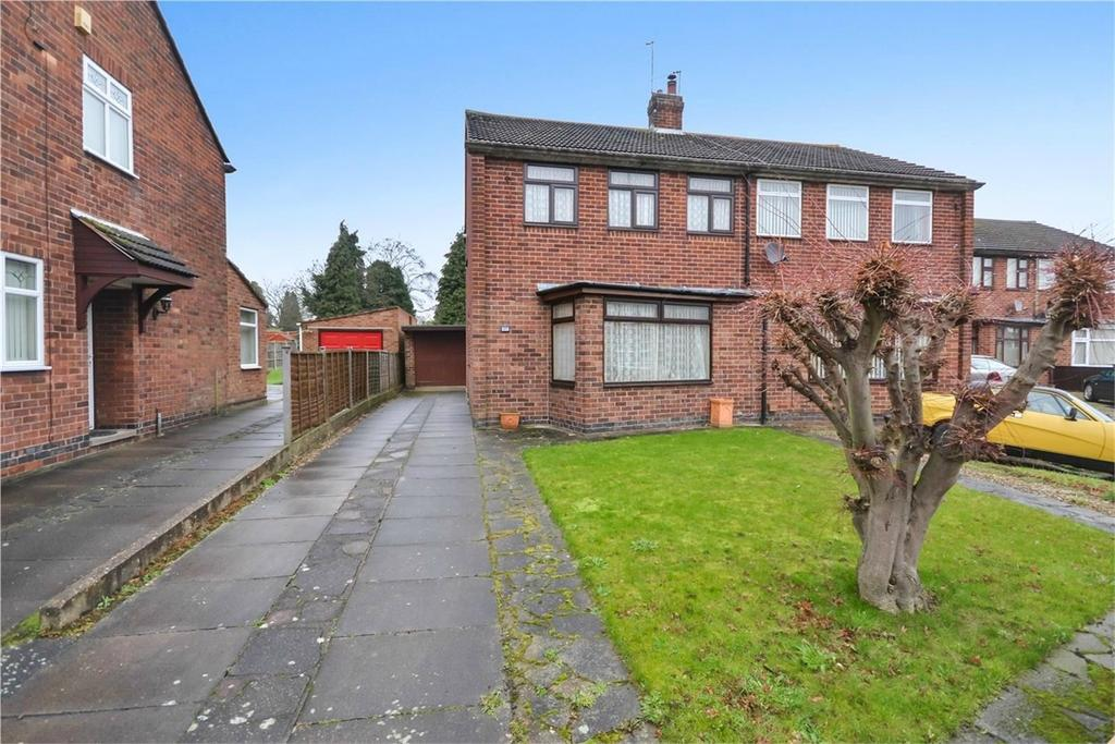 3 Bedrooms Semi Detached House for sale in Gleneagles Road, Wyken, COVENTRY, West Midlands