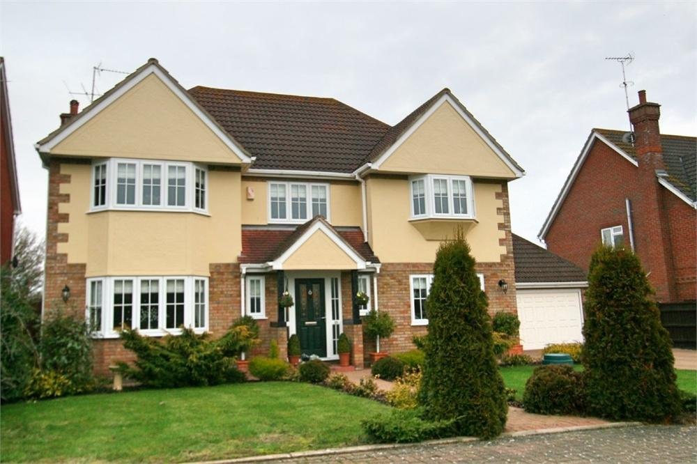5 Bedrooms Detached House for sale in Broad Street Green Road, Great Totham, MALDON, Essex