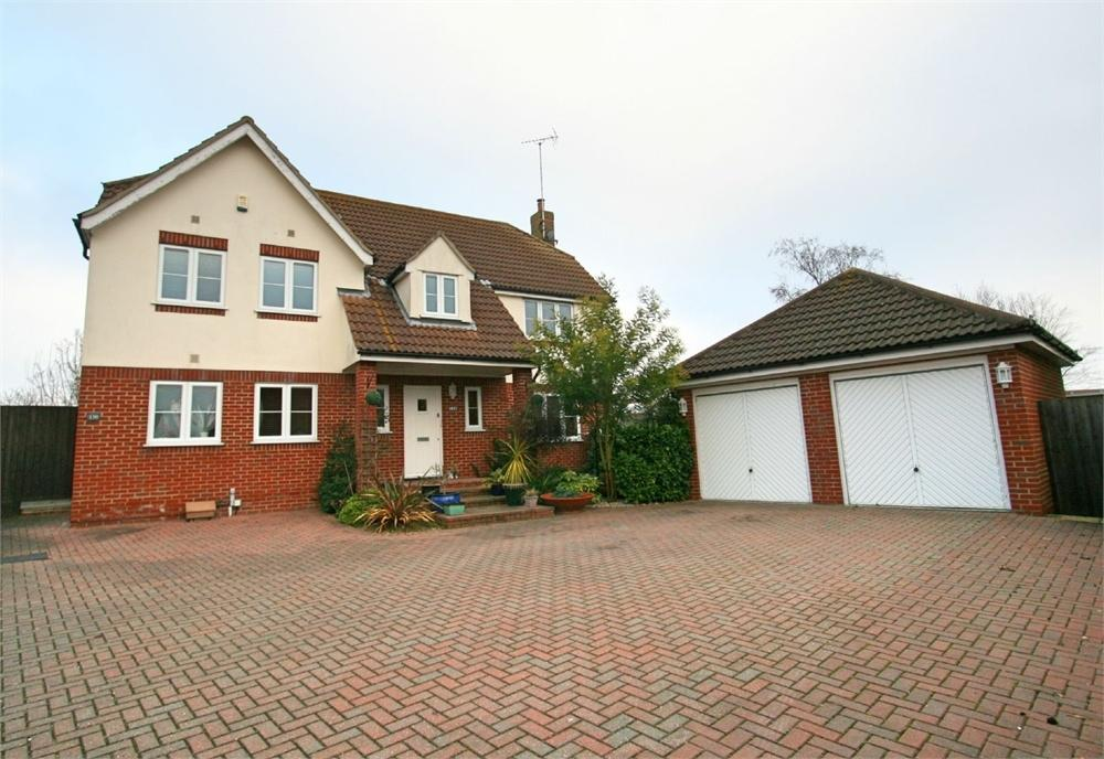 5 Bedrooms Detached House for sale in Goldhanger Road, Heybridge, MALDON, Essex