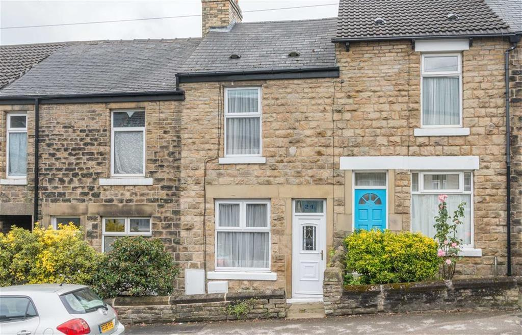 2 Bedrooms Terraced House for sale in Marston Road, Crookes, Sheffield, S10