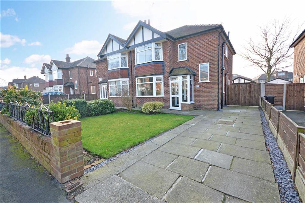 3 Bedrooms Semi Detached House for sale in Cavendish Road, Hazel Grove, Cheshire