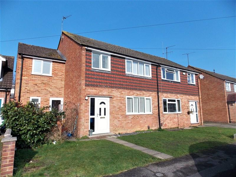 4 Bedrooms Semi Detached House for sale in Kentwood Close, Tilehurst, Reading