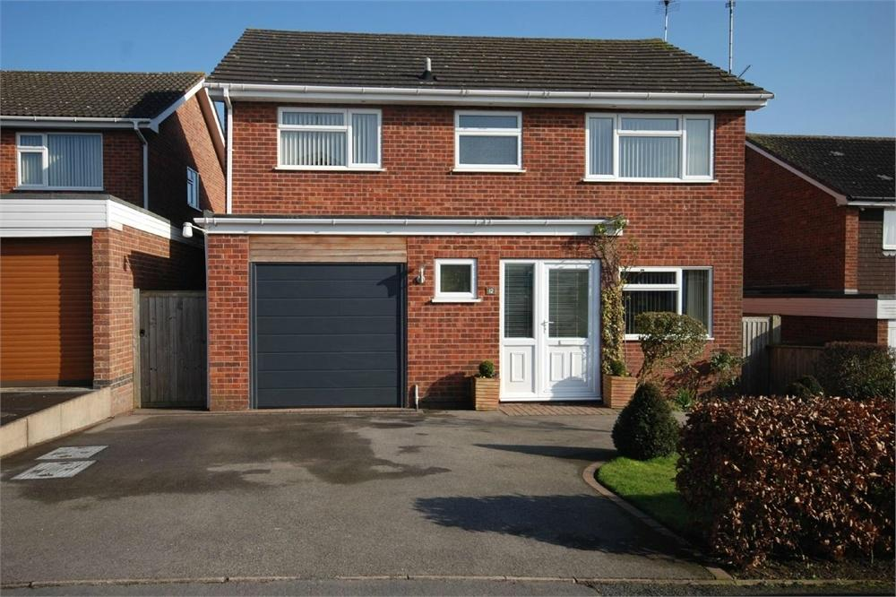 4 Bedrooms Detached House for sale in Bow Fell, Brownsover, RUGBY, Warwickshire
