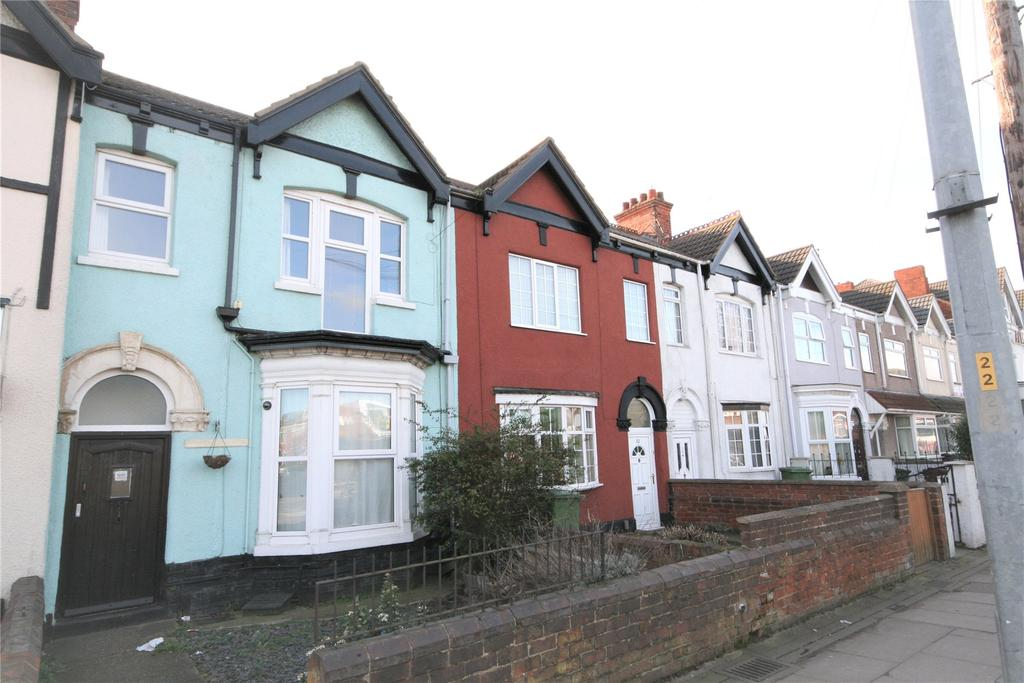4 Bedrooms Terraced House for sale in Grimsby Road, Cleethorpes, DN35