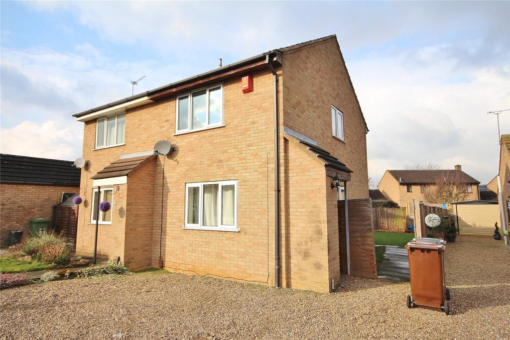 2 Bedrooms Semi Detached House for sale in Chesney Road, Lincoln, LN2