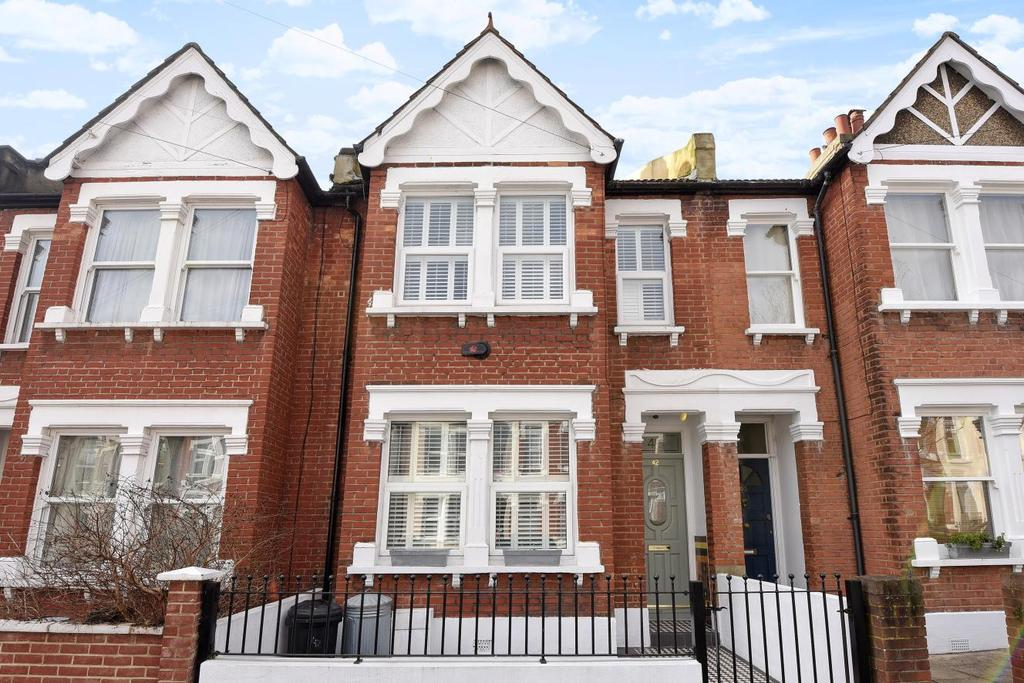 4 Bedrooms Terraced House for sale in Eastwood Street, Streatham, SW16