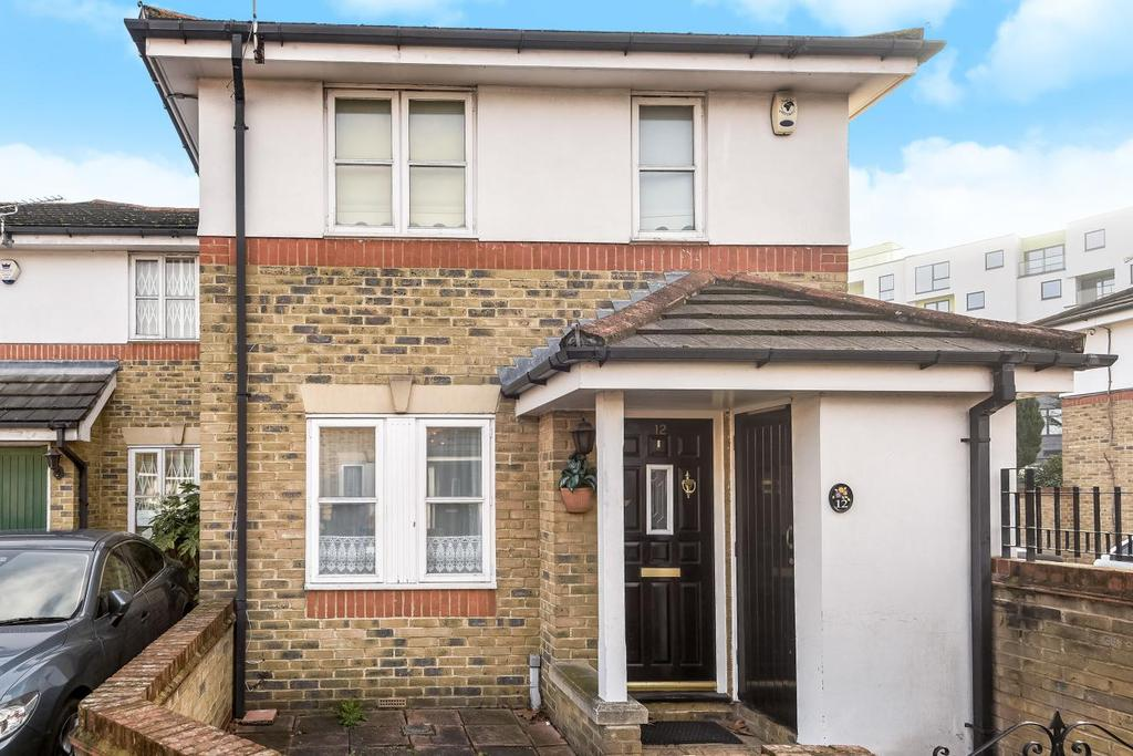 3 Bedrooms Terraced House for sale in Argyle Way, Bermondsey, SE16