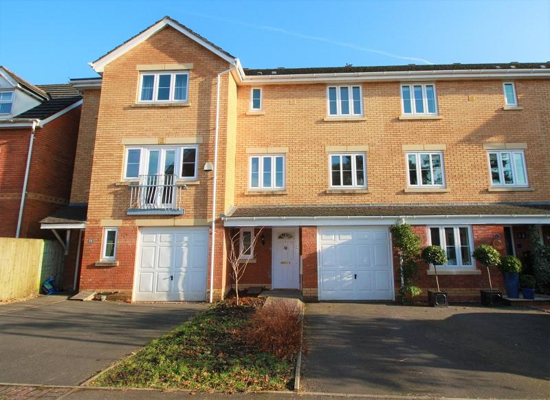 3 Bedrooms Town House for sale in Reardon Smith Court, Fairwater, Cardiff CF5 3JD